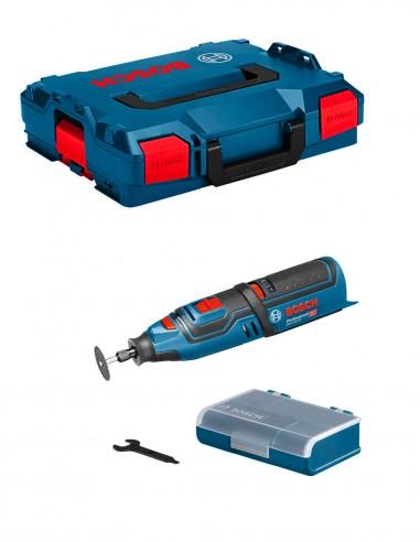 Multi-Herramienta BOSCH GRO 12V-35 (Cuerpo solo + L-Boxx 102)