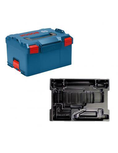 Maletín con inserto BOSCH L-Boxx 238 + Inserto GHO 18V-LI