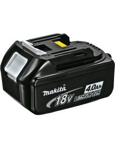 MAKITA Batterie BL1840 18V 4,0 Ah