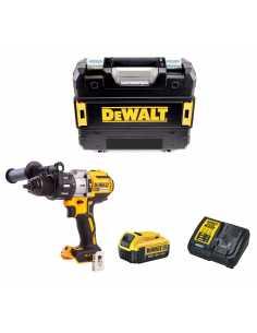 Hammer Drill Driver DeWALT DCD996M1 (1 x 4,0 Ah + DCB115 + TSTAK II)
