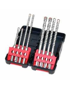 Set of 8 Drill Bits Toughbox Set BOSCH (2 607 019 902)