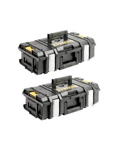 DeWALT Pack 2 Carrying Cases DS150 (1-70-321)