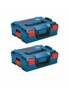 BOSCH Pack 2 Cajas apilables L-Boxx 136
