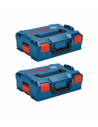 BOSCH Pack 2 Coffrets L-Boxx 136