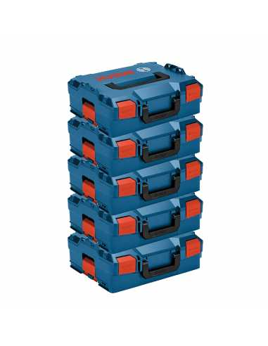 BOSCH Pack 5 Coffrets L-Boxx 136