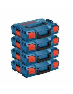 Pack di 4 Valigette impilabile BOSCH L-Boxx 102