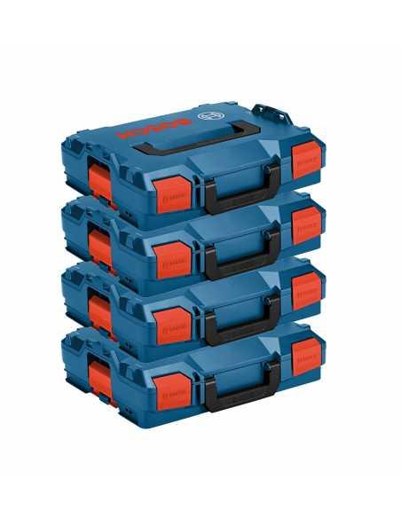 BOSCH Pack 4 Coffrets L-Boxx 102