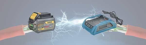 Voltaje y amperaje en herramientas de batería: Todo lo que necesitas saber