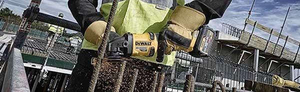 Amoladora batería DeWALT DCG414: Potencia y flexibilidad a tu alcance