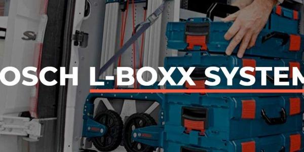 Los maletines de herramientas BOSCH L-BOXX: ¿Cuál elegir para mi herramienta?