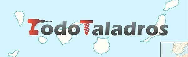 Compra un taladro batería para Tenerife desde TodoTaladros: Envío de herramientas a Canarias